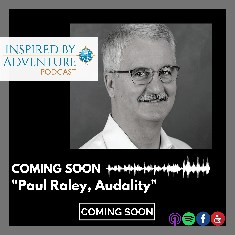 Ibya Podcast S3e3 Paul Raley (coming Soon)